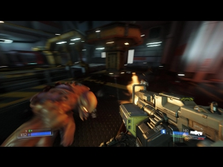 Doom на новом GeForce GTX 1080, Vulkan-Accelerated 1080p 60 FPS