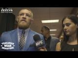 Интервью Конора Макгрегора после поражения Нэйту Диазу на UFC 196