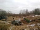 Реконструкция 14.02.2016 Операция Магистраль ч.2