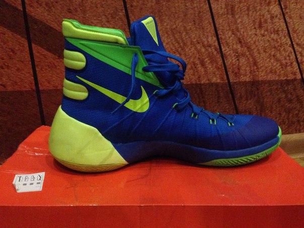 Продам кроссовки Nike HYPERDUNK 2015 оригинал, заказывал с Москвы с са