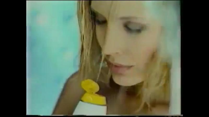 Рекламный блок ОРТ 08 02 1998 Sanara Picnic Jacques Dosia Blend a med Эффералган Allways Pampers