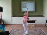Алекса Жолобова.Танец в стиле