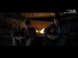 Удаленная сцена - Томас и Ньют у костра. RUS SUB