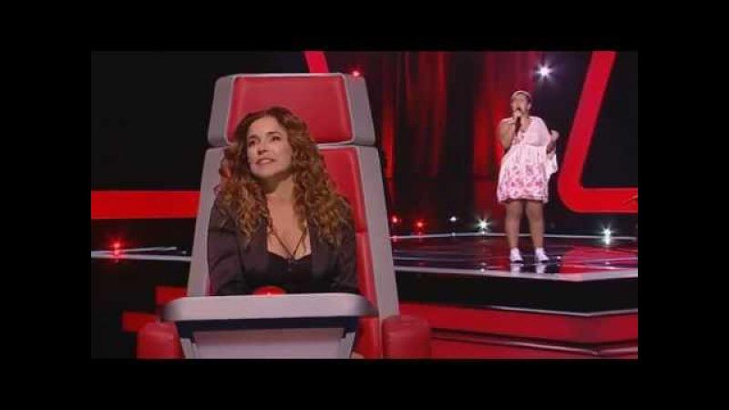 Carolina Mendes - Tudo isto é fado - The Voice Kids Portugal