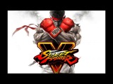 Street Fighter 5 Main Menu Music