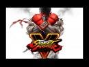 Street Fighter 5: Main Menu Music
