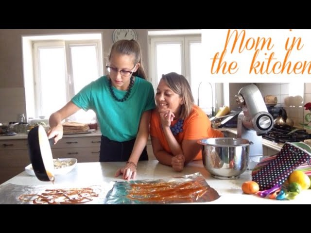 Cooking Russian Napolion | Kate Mom