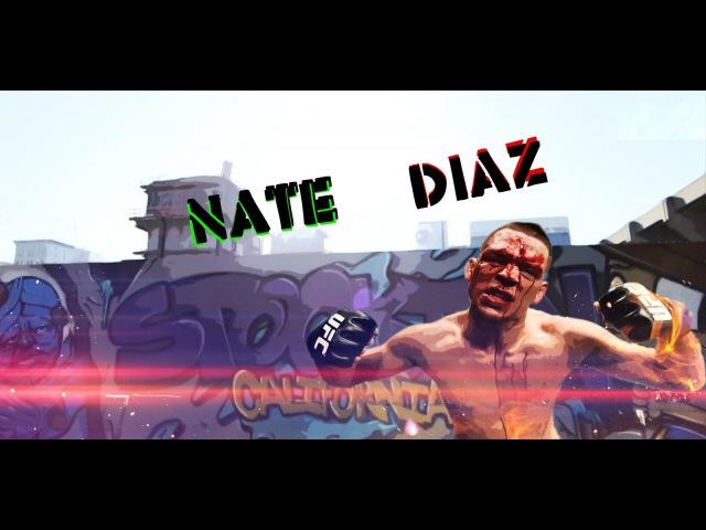 Nate Diaz New Highlights