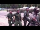 Супер строевая солдат Конго и Анголы в России Super soldiers marching Congo and Angola
