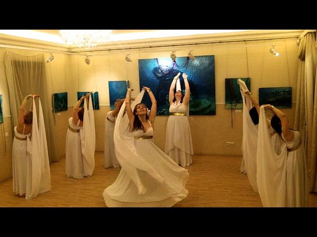 танец SpinFly Аве Мария