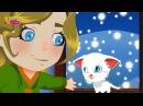 Киця кицюня 😻 Весела дитяча пісня 💗 Ютуб канал З любов'ю до дітей
