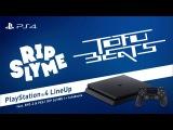 RYO-Z&PES (RIP SLYME) + tofubeats |新デザイン! 新価格! PS4® LINEUP
