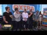 'Extra at Comic-Con' 'Vampire Diaries' Stars Ian and Nina Talk '50 Shades of Grey'