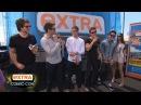 Extra at Comic-Con Vampire Diaries Stars Ian and Nina Talk 50 Shades of Grey