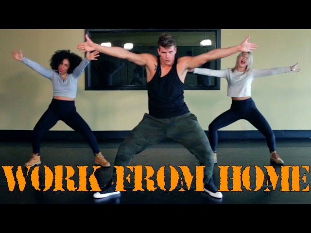 Work From Home - Fifth Harmony | The Fitness Marshall | Dance Workout