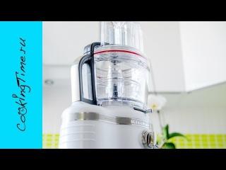 Кухонный комбайн (кухонный процессор) KitchenAid Artisan - обзор техники KitchenAid