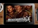 ИГРЫ НА WINDOWS ПЛАНШЕТЕ / Mercenaries 2 / on tablet pc game playing test gameplayy