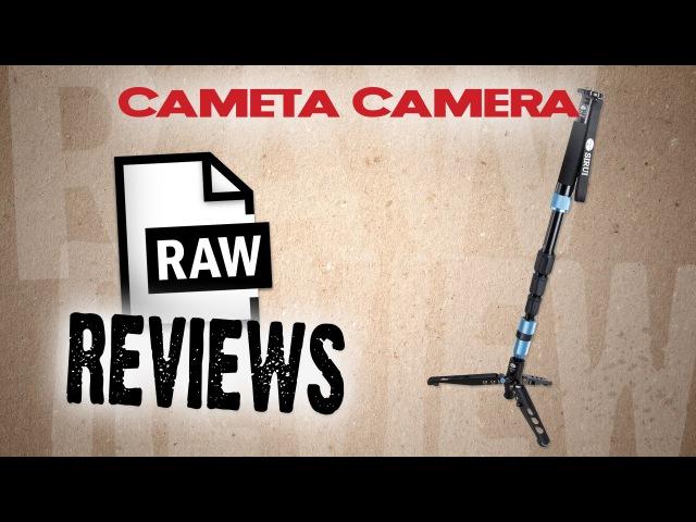 RAW Reviews - Sirui P-204S 63
