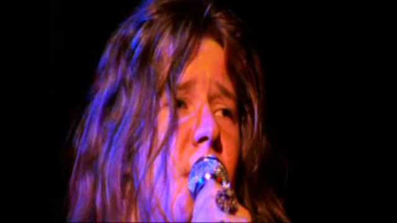 Janis Joplin - Cry Baby (Live)