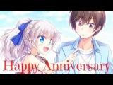 【AMV】Charlotte - My Lucky Strike [ Anniversary Special]
