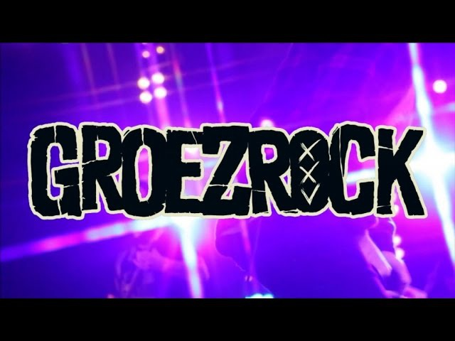 Frank Carter The Rattlesnakes - Live at Groezrock 2016