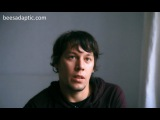 Александр Буслов - Адаптация Пчёл - интервью перед репетицией