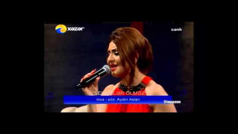 Sebnem Tovuzlu 16.12.2015 Sevenler olmez Diapazon