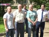 Врачи из Москвы, Брянска и других городов получили новые квартиры в Угличе