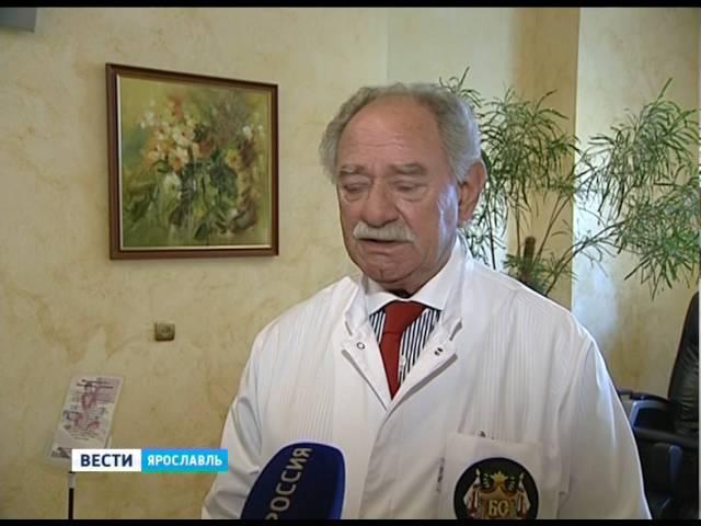 Ушел из жизни заслуженный врач России Александр Барбакадзе