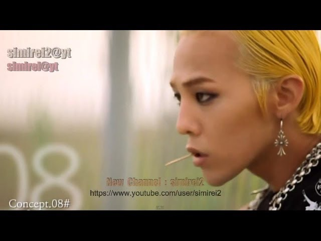 【New Ch Info】G-Dragon
