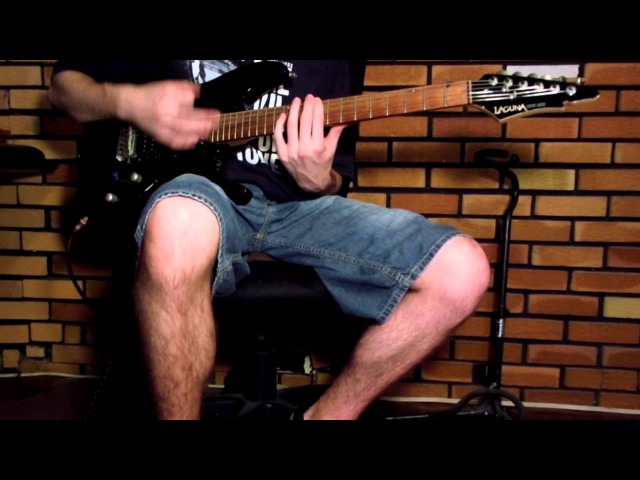 Disturbed Decadence Guitar Cover by JaiZo
