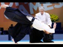 Aikido Team Led by Bruno Gonzalez, 5th Dan, France - SportAccord World Combat Games 2013