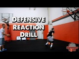 Defensive Reaction Drill (Wall Drills) for Basketball