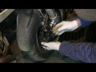 BMW 4V ABS-integral Part 2- Część 2 wymiana płynu - brake fluid exchange