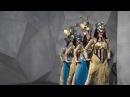 Египетский танец 'Тайны Богов' от танцевального шоу Колибри