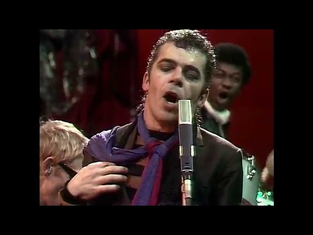 Ian Dury And The Blockheads Sex Drugs Rock Roll TOPPOP 1977 HD