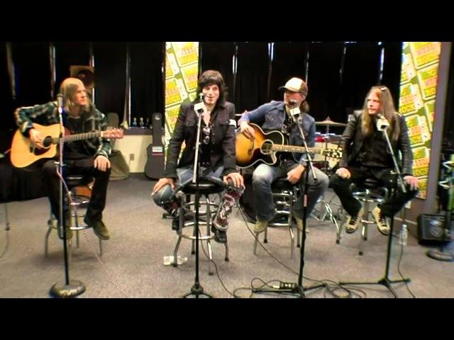 The Last Vegas - Don't Ya Take It So Hard (acoustic, w/ interview, 720p)