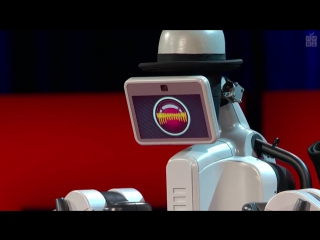 Марко Темпест Возможно, лучшее в мире представление робота