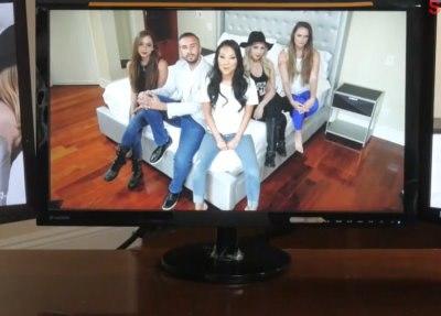 The Sex Factor Fuck In Video Village - 2