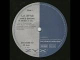 L.A. Style - James Brown Is Dead (Original Mix) (12' Vinyl)