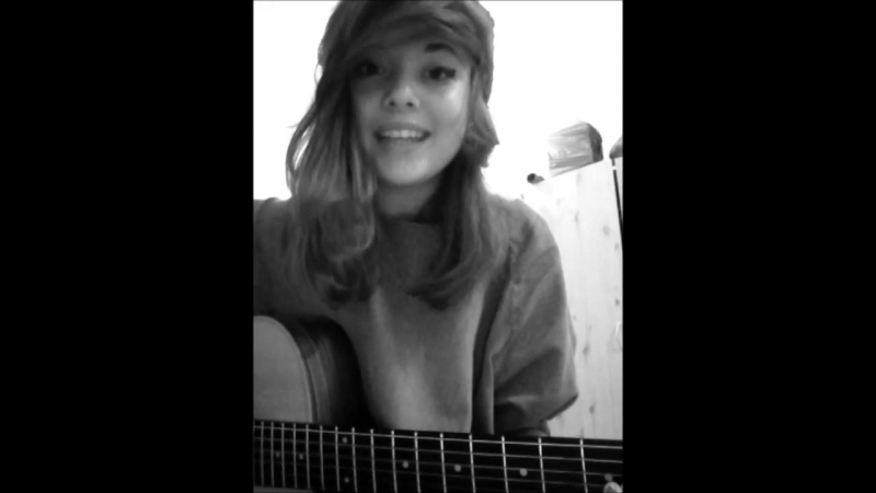 Angus and Julia Stone - Paper Aeroplane cover by Laure Duez