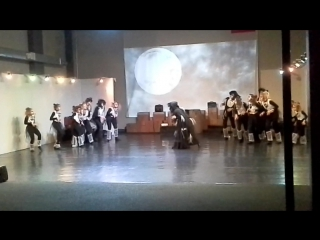 Кошки, театр-студия Задверье 11.06.16