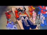 Трансформеры фильм / Transformers the movie. Смерть Оптимуса Прайма (UKR)