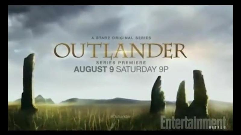 Чужестранка (Outlander). Заставка..360