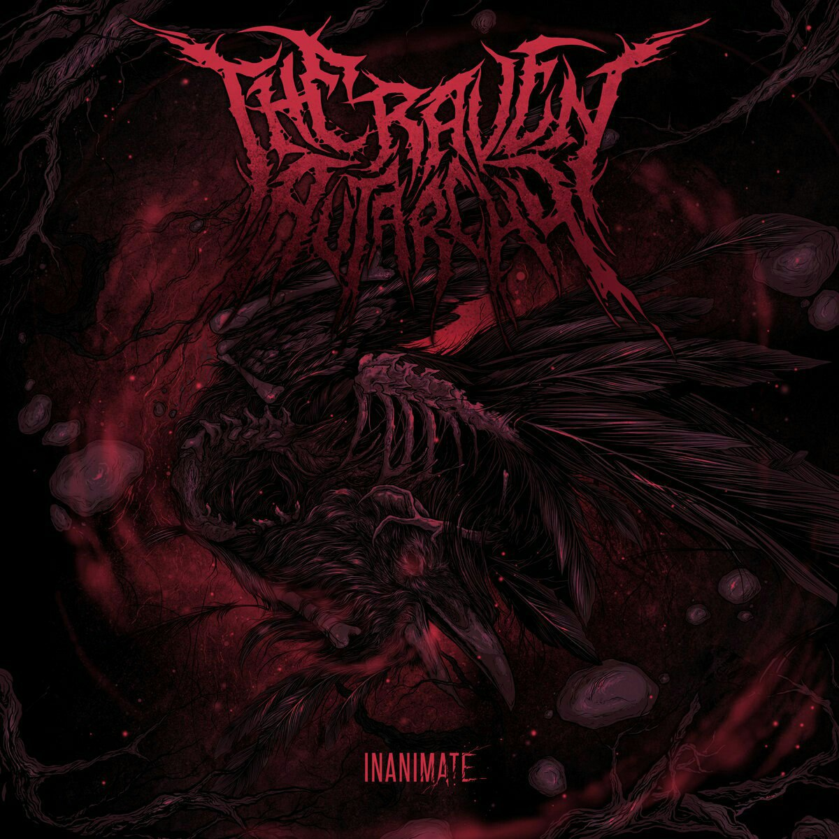 The Raven Autarchy - Inanimate [single] (2016)