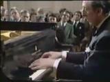 Фредерик Шопен - Соната для фортепиано 2 си-бемоль минор, ор. 35 (исполняет Владимир Горовиц)