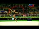 Рио 2016 Художественная гимнастика Финал Маргарита Мамун Лента