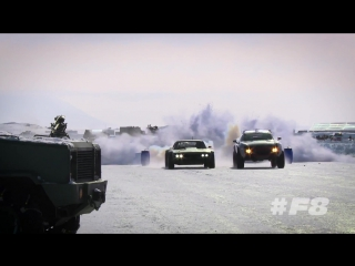 FAST 8 Production Diary - Iceland Car Battle (2016) Vin Diesel Action Movie HD