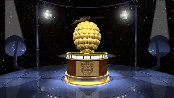 Традиционно, за день до церемонии «Оскар», были объявлены победители премии «Золотая малина», вручаемую за сомнительные достижения в кинематографе.