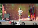 Аня Камольцева-Чемпионка Кубка Европы по силовому жонглированию гирями !!!
